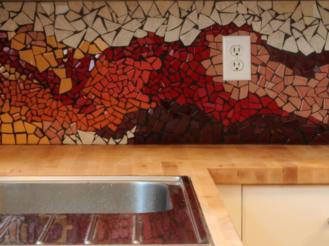 Mosaic Installations